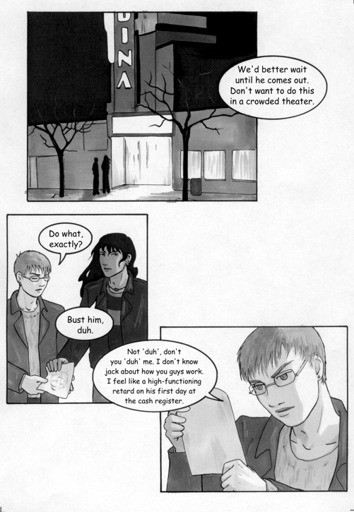 Book 1, Chapter 4, Page 1